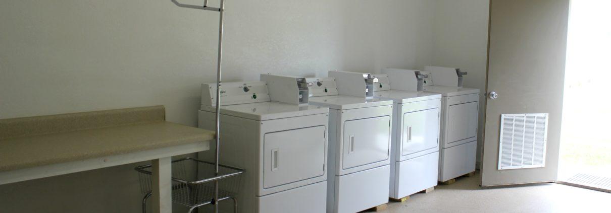 Cypress Landing RV Park-Laundry