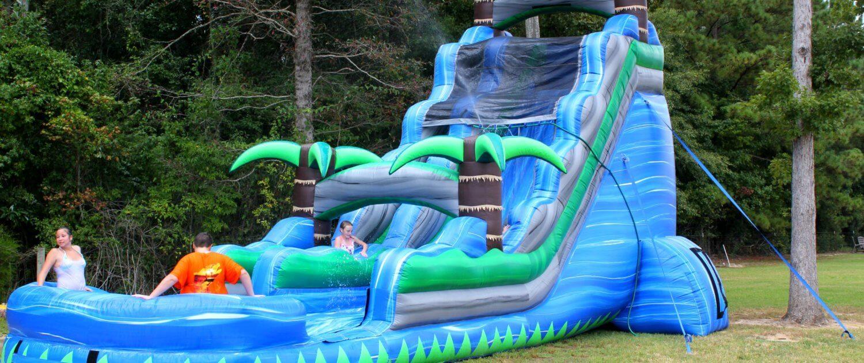 Cypress Landing RV Park playground